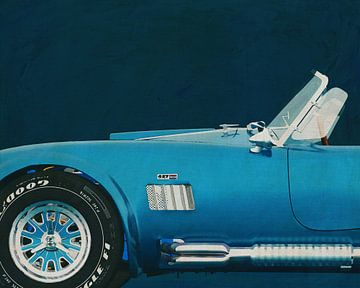 Ford AC Cobra 427 Shelby  1965