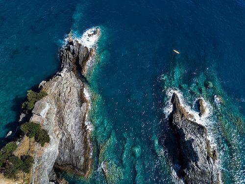 Cinque Terre, Italy van