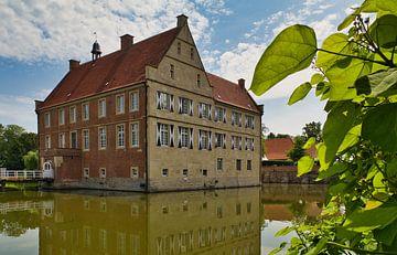 Burg Hülshoff - Münsterland von Maximilian Prinz Hohenlohe