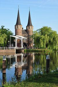 Oostpoort Delft van Rogier Vermeulen