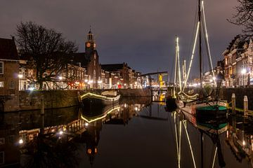 Historisch Delfshaven van