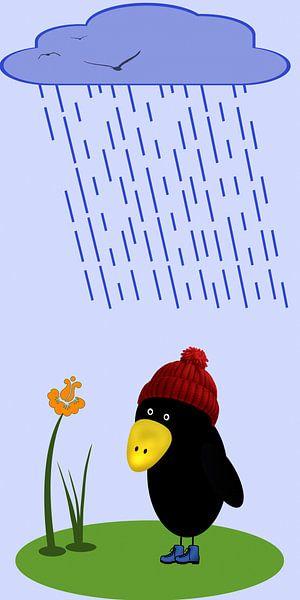Regen kommt von Marion Tenbergen