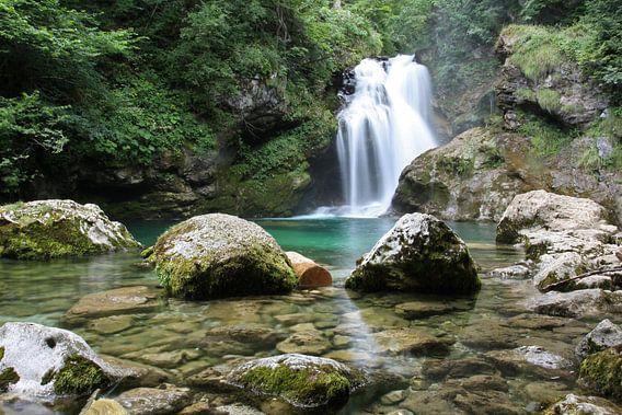 waterval Vintgar kloof