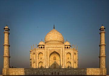 Taj Mahal sur Marcel van Balken