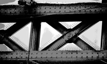 Symmetrische lijnenstructuur, Lille van Wouter Springer