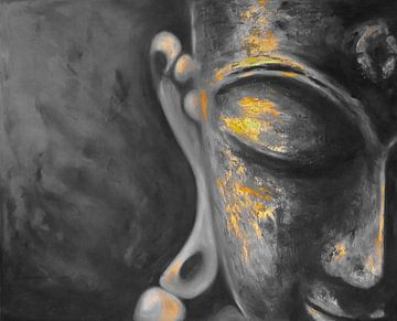 Buddha-Buddism-Picture-feng-Shui-yoga von Michael Ladenthin