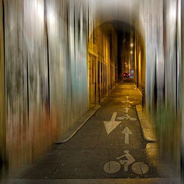 Parijs Poortje van Dick Jeukens