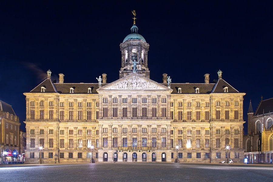 Koninklijk Paleis Amsterdam van Anton de Zeeuw