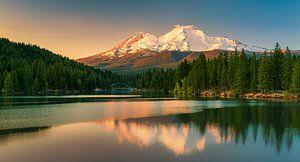 View on Mount Shasta, California, USA