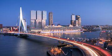 Rotterdam Cruising Season Panorama von Vincent Fennis