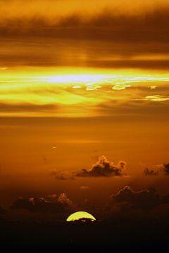 Zonsondergang von Jolanta Mayerberg