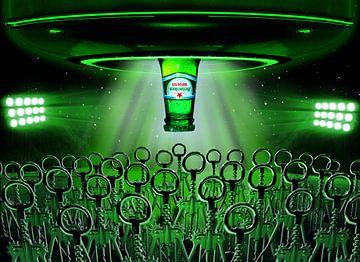 Heineken van Andy Moss