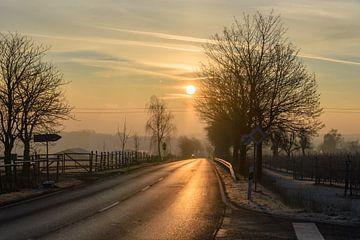 goldene Straße von Heinz Grates