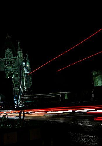 Tower Bridge van