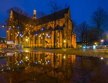 St. Laurens Kirche von peterheinspictures