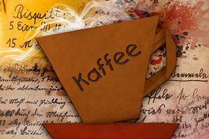 Origami trifft Küche - Kaffee