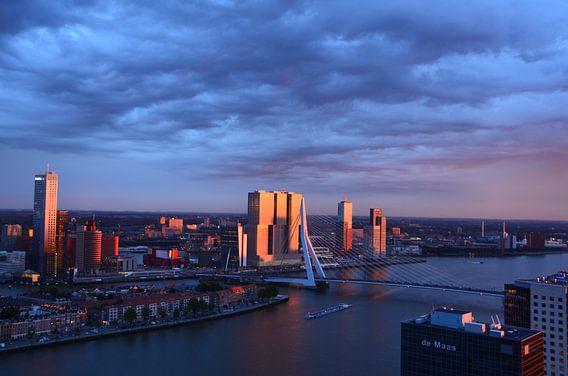 De Rotterdam in de Zon van  Marcel van Duinen
