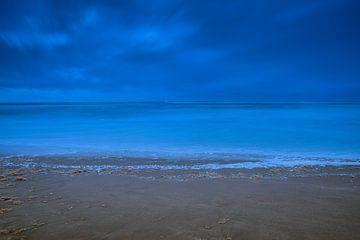 Dunkle Nordsee I von Evert Jan Luchies