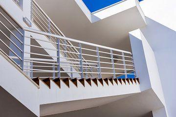 Architektur Fuseta Algarve Portugal von Mario Brussé