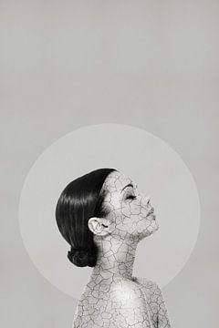 The Cracks in my Facade - Surrealistische Print