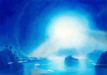 Nordlicht van Silvian Sternhagel