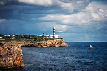 Mallorca - Portocolom von Alexander Voss