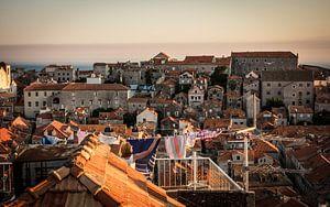 Dubrovnik - Wasje doen van