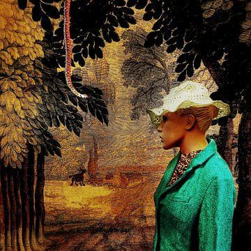 Het verloren paradijs van Ruben van Gogh