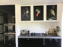 Klantfoto: Pastinaken van Susan Lambeck, op canvas