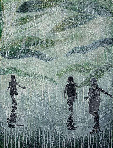 A HARD RAIN'S A-GONNA FALL