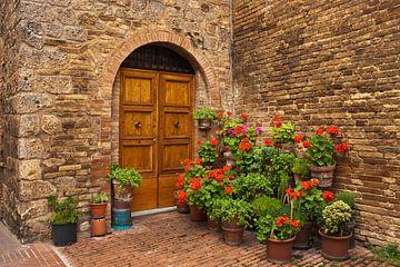 Toskana,Italien von Gunter Kirsch