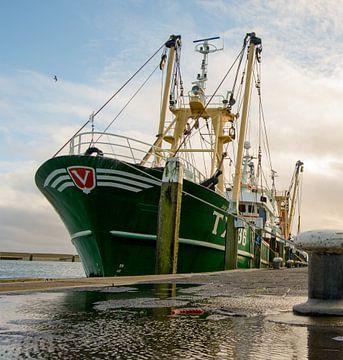 Vissershaven Oudeschild Texel van Scheepskijker_Havenfotografie