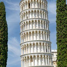 Pisa,Italien von Peter Eckert