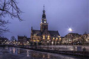 Oud Alkmaar 1 van Mike Bing