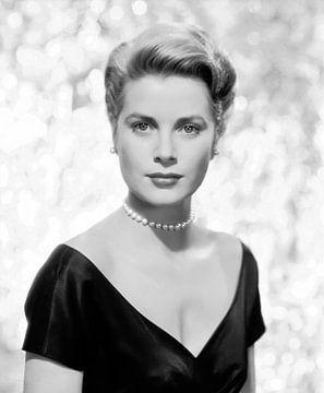 "Grace Kelly - ""The Country Girl "" 1954 von Bridgeman Images"