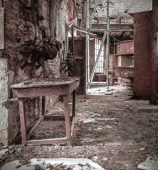 Oude stroopfabriek