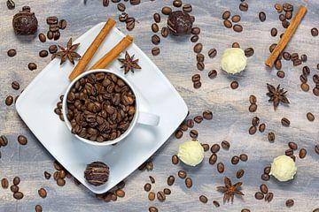 Koffietijd van Angelika Stern