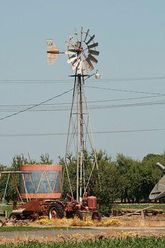 Windmolen van Karen Boer-Gijsman
