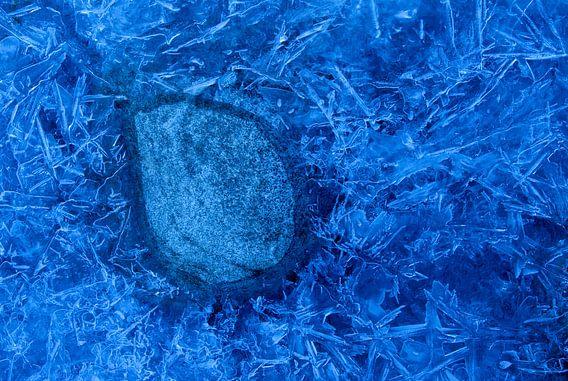 Steen en ijs van AGAMI Photo Agency