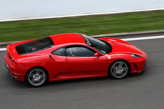 Ferrari run