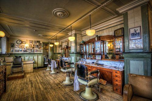 Barbershop Rotterdam van