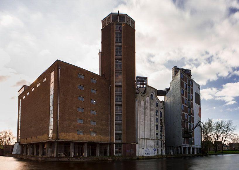 Meelfabriek te Leiden van Leanne lovink