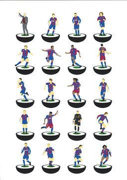 FC BARCELONA van Jaap Ros
