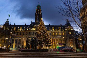 Stadhuis Rotterdam von Peter Gooris
