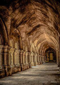 kloostergang von Annemarie Welp