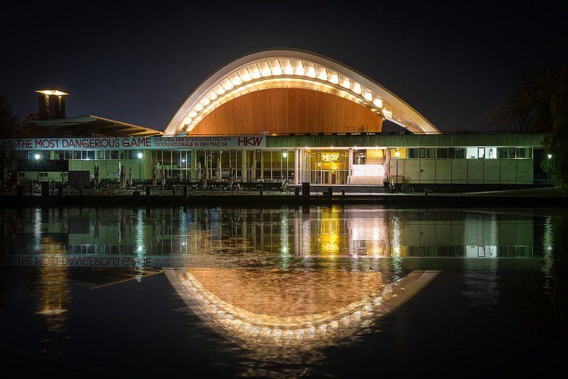 Congress Hall Berlin sur Sabine Wagner