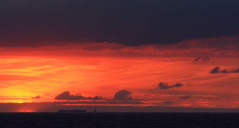 Sunset at Kattegat