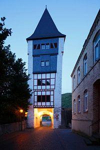 Stadttor, Altstadt, Bacharach, Mittelrhein von Torsten Krüger