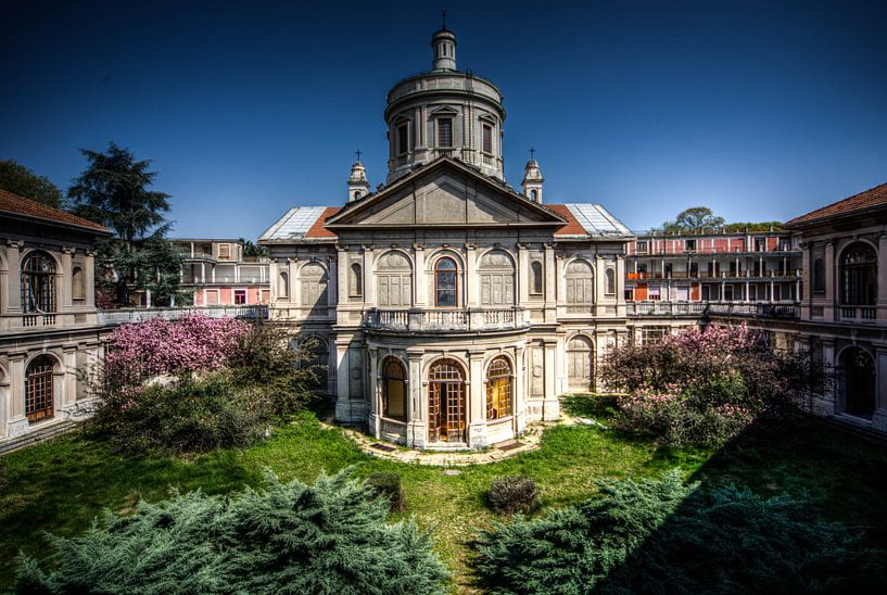 kirche italien von michel van bijsterveld