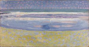 Piet Mondriaan. Zeegezicht